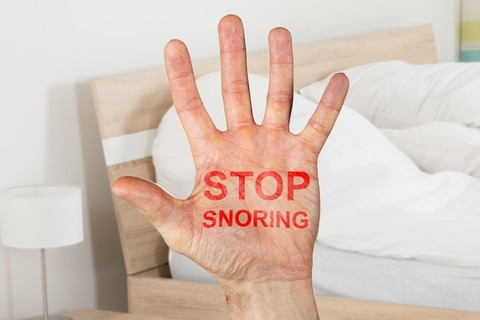 Warning Over The Counter Stop Snoring Devices