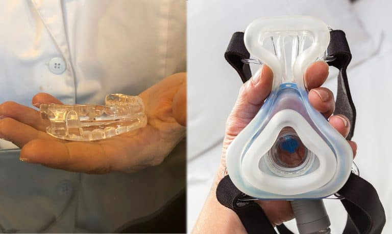 How do Sleep Apnea Mouthguards Compare to CPAP?