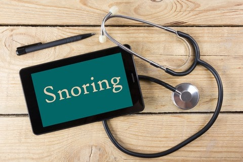 Stop Snoring with Dental Oral Appliances
